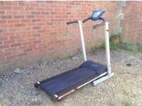 Treadmill - Stealth 85 Electric Treadmill - 8 Programmes