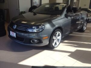 2013 Volkswagen Eos Comfortline Bluetooth, Heated Seats, Hard...