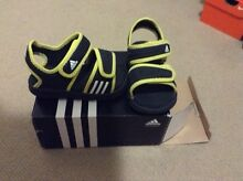 Near new Adidas sandals infant size 5 Camira Ipswich City Preview