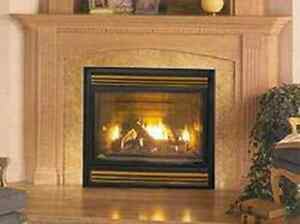 Gas Fireplace - Reduced