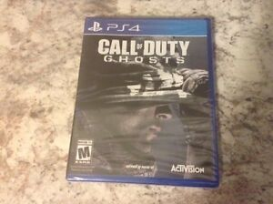 Call of Duty Ghosts new, unopened