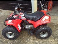Suzuki lt80 quad 2005