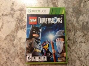 Lego Dimensions Xbox 360 Game only London Ontario image 1