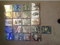 PS3 21 Games Bundle