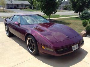 1996 Corvette LT4