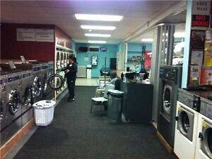 Unattended Laundromat for Sale in Busy Toronto Location