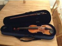 1/2 size Knight Academy violin