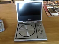 Philips pet7 DVD player