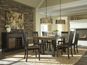 New Emerfield Dining Suite