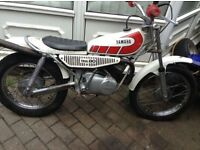 Yamaha ty80 rare trials bike yz cr kx