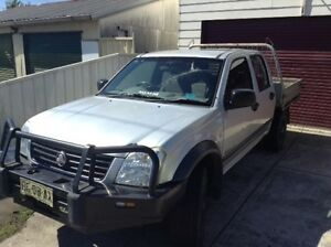 2005 Holden RA Rodeo Turbo Diesel 4x4 Beresfield Newcastle Area Preview