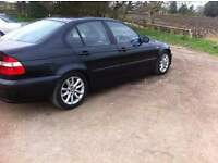 2004 bmw 320d 150bhp 6 speed Low miles 128k miles
