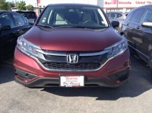 2016 Honda CR-V LX Bluetooth, Voice Command, Heated Seats, Ba...