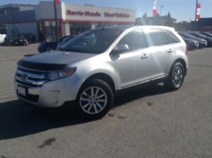 2013 Ford Edge Limited BACKUP CAMERA, SUNROOF