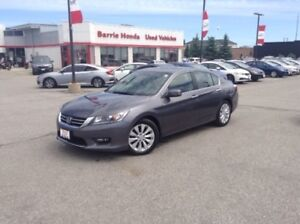 2015 Honda Accord EX-L BACKUP CAMERA, REMOTE START, FUEL SAVER!