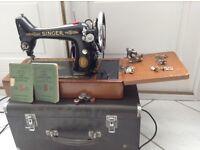 Singer electric sewing machine