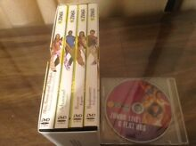 Zumba DVD's (5) Carrum Downs Frankston Area Preview