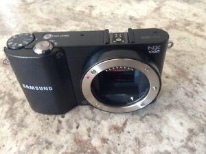 Samsung NX1000 20 MP APS-C camera