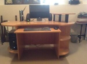 Computer Desk From Staples