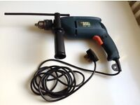 Hammer drill Black & Decker