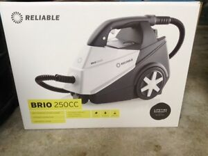 Reliable brio 250cc steam cleaner price reduced  Kawartha Lakes Peterborough Area image 1