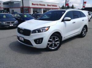 2016 Kia Sorento Bluetooth, Sunroof, Heated Seats, Backup & S...
