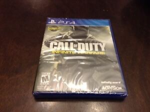 Call of Duty Infinite Warfare brand new sealed PS4