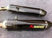 Hayabusa Used Exhaust
