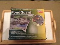 Pond Guard to protect your fish