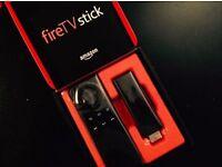 Amazon Fire TV stick fully loadded with kodi service