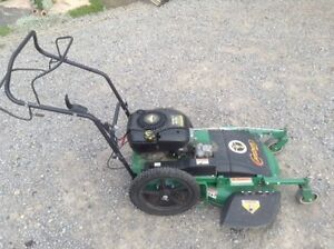 Billy Goat Self Propelled Bush Hog Lawn Mower