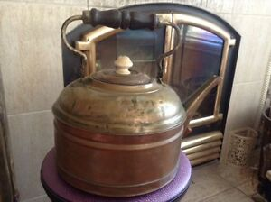Antique kettle West Island Greater Montréal image 2
