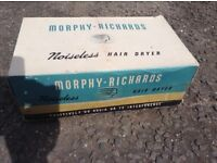 Vintage morthy Richards hairdryer