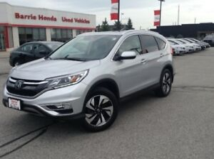 2015 Honda CR-V Touring BACKUP CAMERA, SUNROOF