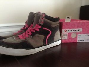 Airwalk & Naturalizer Shoes  -Brand New - Prices in Description