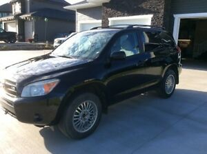 Drive a  2008 Toyota RAV 4 this winter