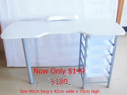 Brand New Manicure Table Beauty Table From $129 Browns Plains Logan Area Preview