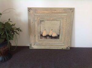 Art in Motion - Atria - Trois Poires 53cm x 53cm