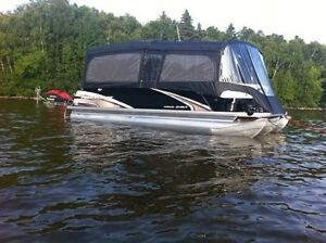 2014 PRINCECRAFT VOGUE 23 XT - PONTON 109,82$/SEMAINE