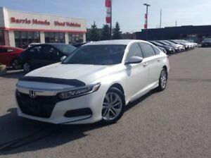 2018 Honda Accord LX 2018 ACCORD, PREVIOUSLY DRIVEN AS A DEMO...