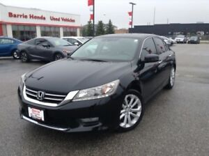 2015 Honda Accord Touring REAR HEATED SEATS!!!