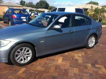 BMW Auto Sedan