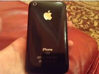 iPhone 3GS without screen but faulty - see description