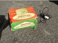 Old fashioned battery charger