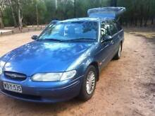 1997 Ford Falcon Wagon Altona Hobsons Bay Area Preview