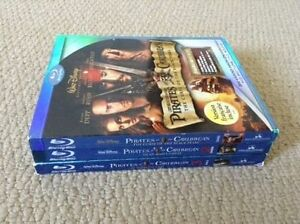 Walt Disney's Pirates of the Caribbean trilogy