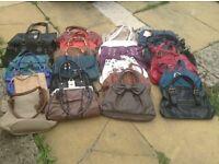 Job lot handbags
