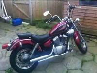Yamaha virago 125cc
