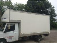 LDV Convoy Luton Box Body Breaking