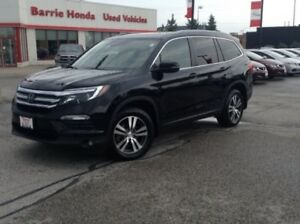 2017 Honda Pilot EX-L Navi LEATHER,SUNROOF,BLUETOOTH,BACKUP C...